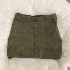 H&M Divided Skirt